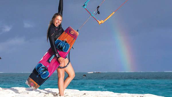 Wind- en kitesurflessen