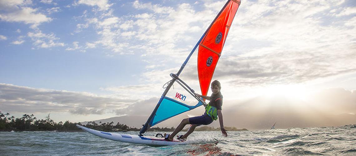 windsurflessen