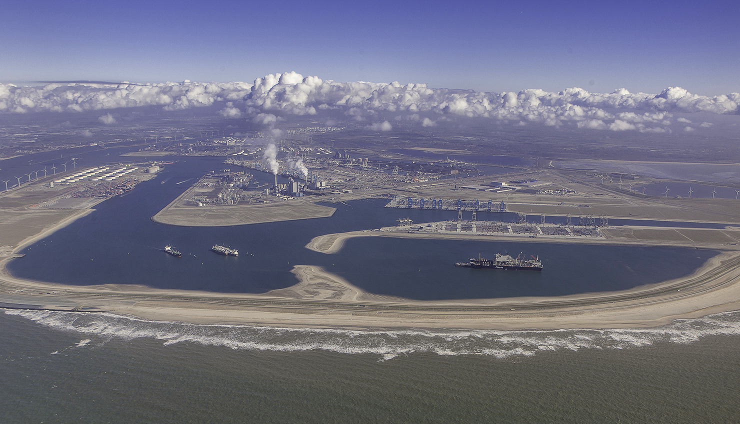 Catering Oostvoorne, Maasvlakte en de Botlek